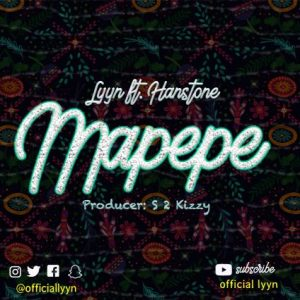 Photo of New AUDIO : Lyyn Ft Hanstone – Mapepe  | DOWNLOAD