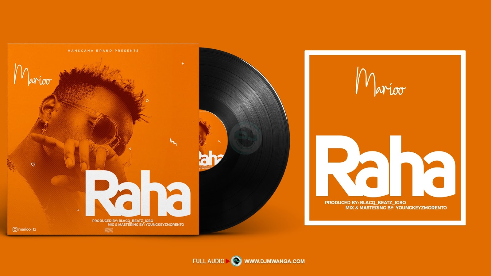 Photo of New AUDIO: Marioo – RAHA |DOWNLOAD