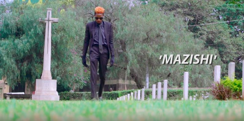 Photo of New VIDEO: Eric Omondi – MAZISHI