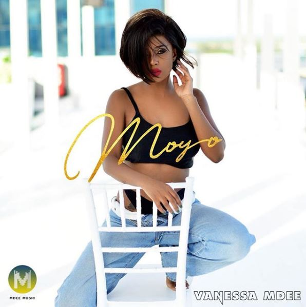 Photo of New AUDIO: Vanessa Mdee – Moyo | Download