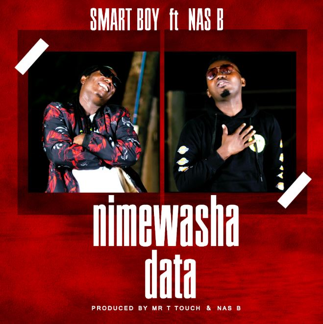 Photo of New VIDEO & AUDIO: Smart Boy Ft Nas b – Nimewasha Data | Download