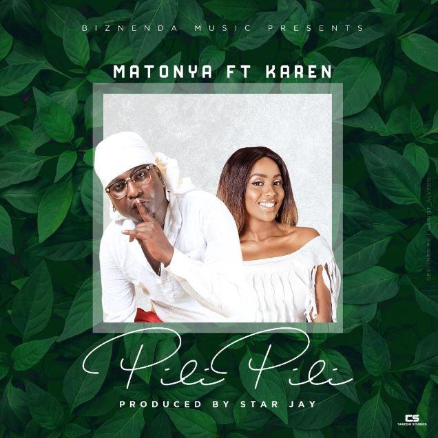 Photo of New AUDIO: Matonya Ft. Kareen – Pilipili | Download