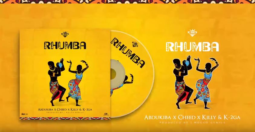Photo of New AUDIO | AbduKiba X Cheed X Killy X K-2GA  –  Rhumba  | DOWNLOAD