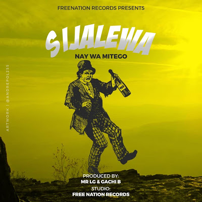 Photo of New AUDIO | Nay Wa Mitego – SIJALEWA | Download