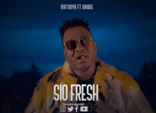 Photo of New VIDEO: Matonya Ft. Naiboi – Sio Fresh