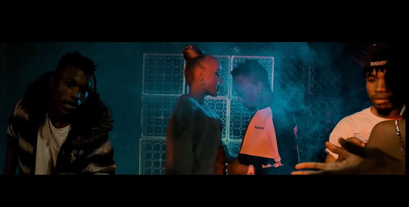 Photo of New VIDEO: Makihiyo ft. Billnass – Sogea