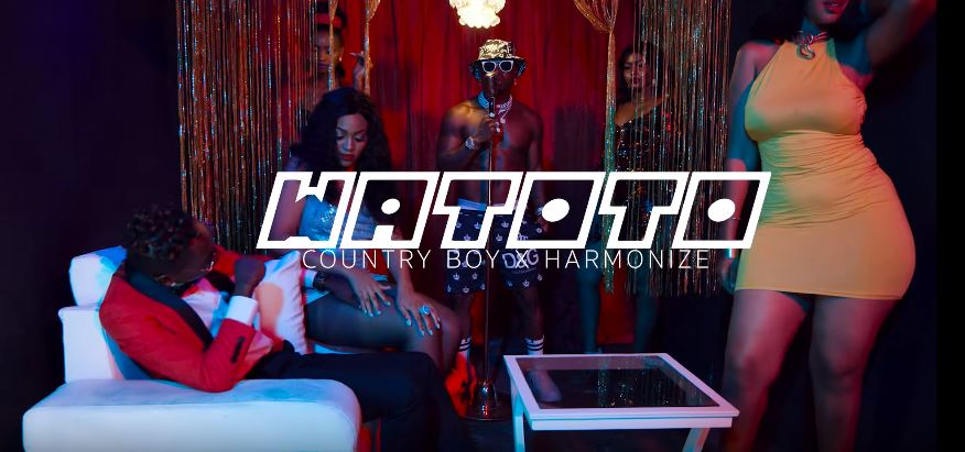 Photo of New VIDEO: Country Boy Ft Harmonize – Watoto