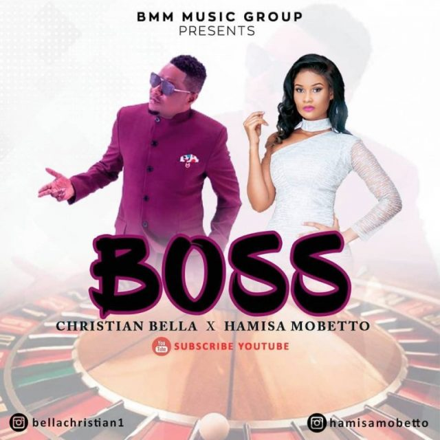 Photo of New AUDIO: Christian Bella Ft. Hamisa mobetto – BOSS | Download