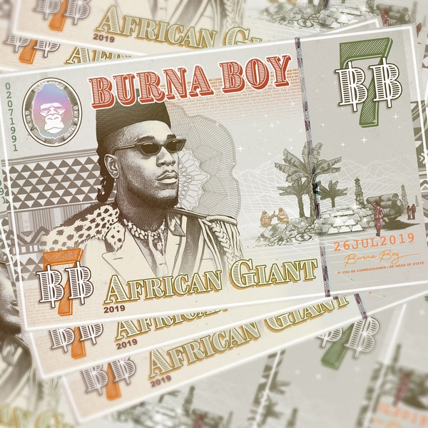 Photo of New AUDIO: Burna Boy – Pull Up