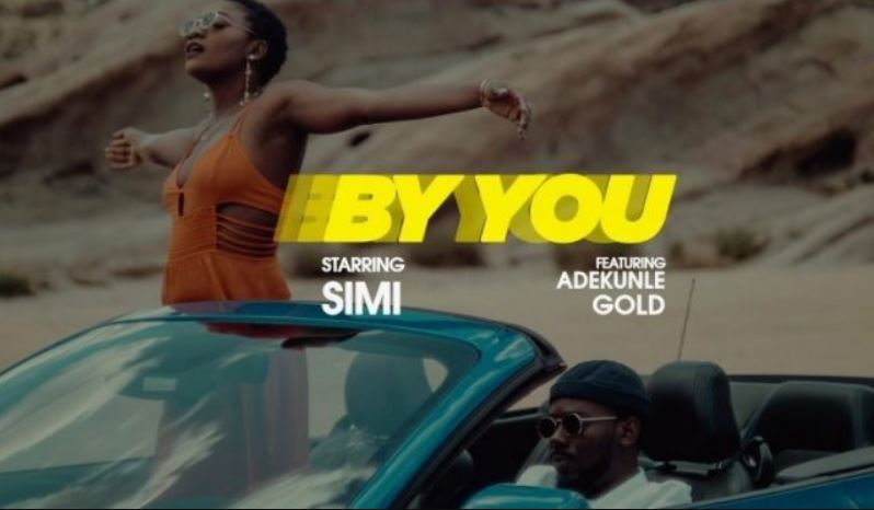 Photo of New VIDEO: Simi ft. Adekunle Gold – By You