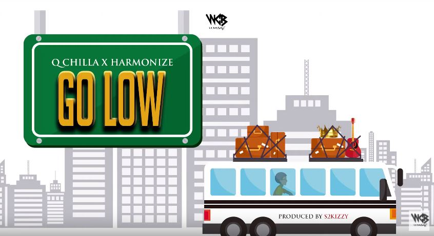 Photo of New AUDIO: Q Chilla X Harmonize – Go Low | Download