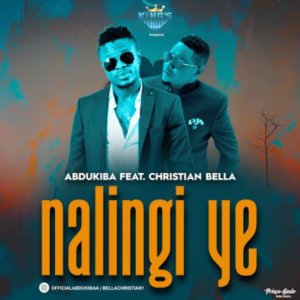 Photo of New AUDIO: Abdukiba ft Christian Bella – Nalingi Ye | Download