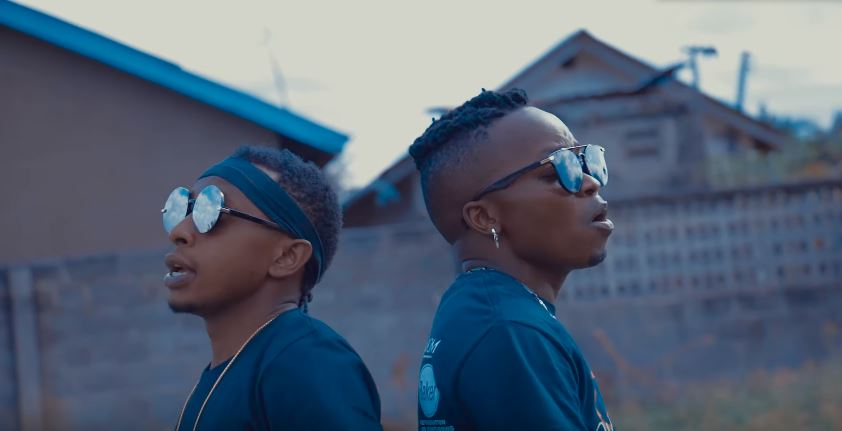 Photo of New VIDEO: Mangare ft Jinda Mjukuu – Nimebeba Dunia