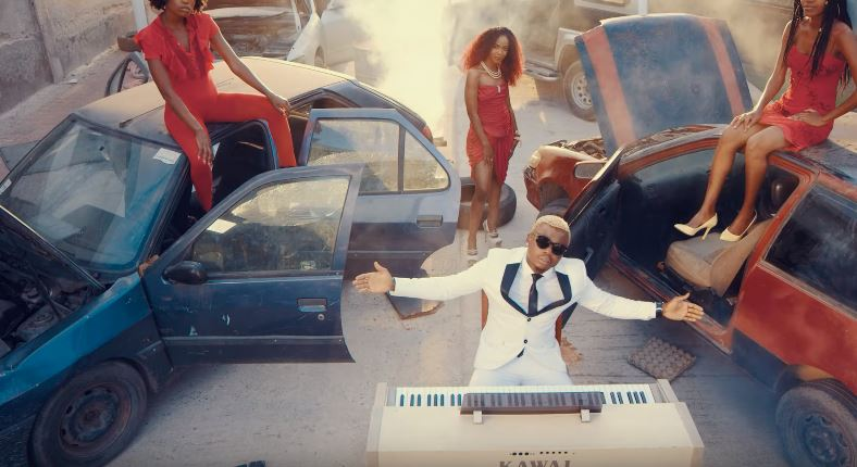 Photo of New VIDEO: Q Chilla X Harmonize – Nionyeshe