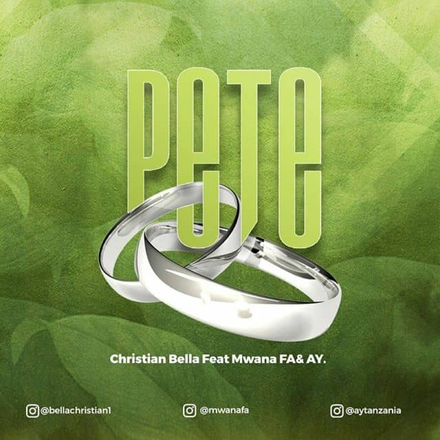 Photo of New AUDIO: Christian Bella Ft. AY & Mwana FA – PETE | Download