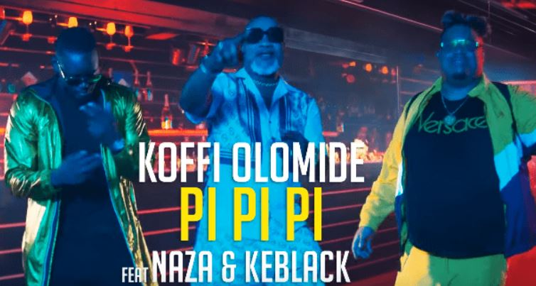 Photo of New VIDEO: Koffi Olomide ft Naza & Keblack – Pi Pi Pi