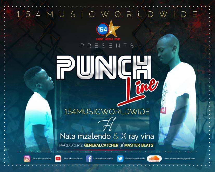 Photo of New AUDIO: 154musicworldwide ft Nala mzalendo & X-ray vina – Punchline | Download