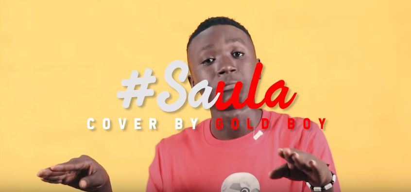 Photo of New VIDEO: Lava Lava Ft Harmonize – Saula | Cover by Gold Boy