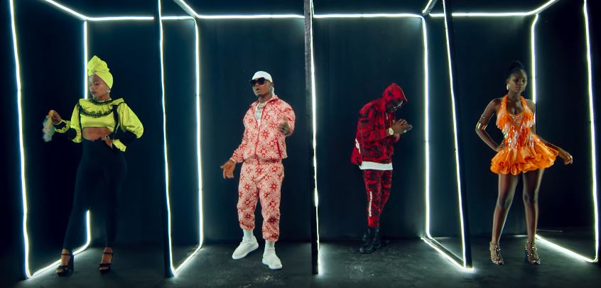 Photo of New VIDEO: Lava Lava Ft Harmonize – Saula