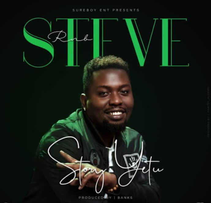 Photo of New AUDIO: Steve RNB – Story Yetu | Download