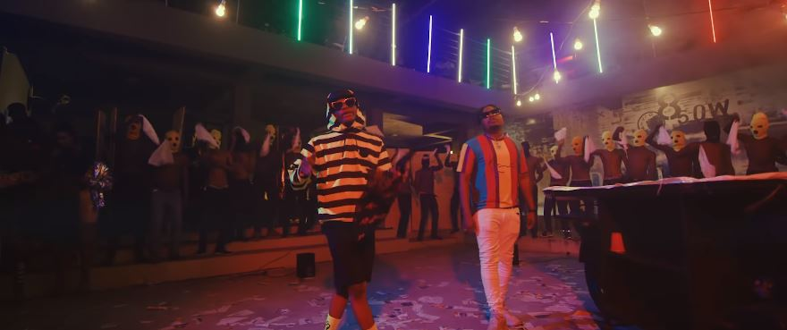 Photo of New VIDEO: Olamide, Wizkid, Id Cabasa – Totori