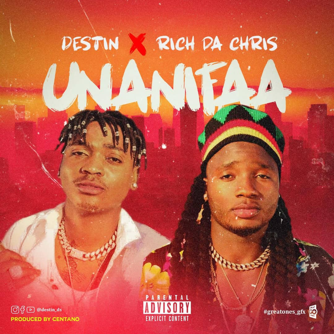 Photo of New AUDIO: Destin ft. Rich Da Chris – Unanifaa | Download
