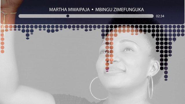 Photo of New AUDIO: Martha Mwaipaja – Mbingu Zimefunguka | Download