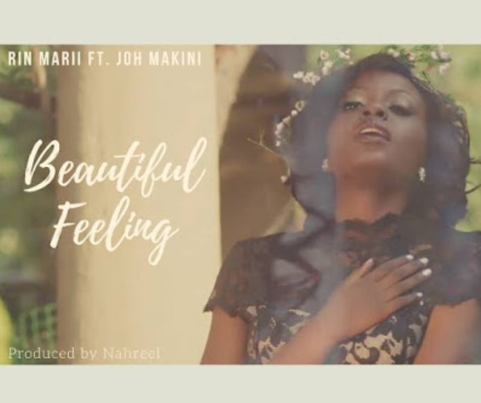 Photo of New AUDIO: Rin Marii Ft. JOH MAKINI – BEAUTIFUL FEELING | Download Mp3