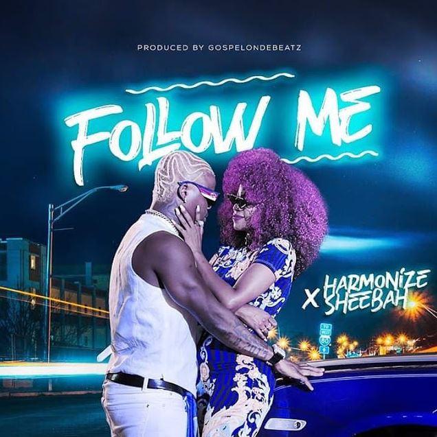 Photo of New AUDIO: Harmonize X Sheebah – Follow Me | Download Mp3