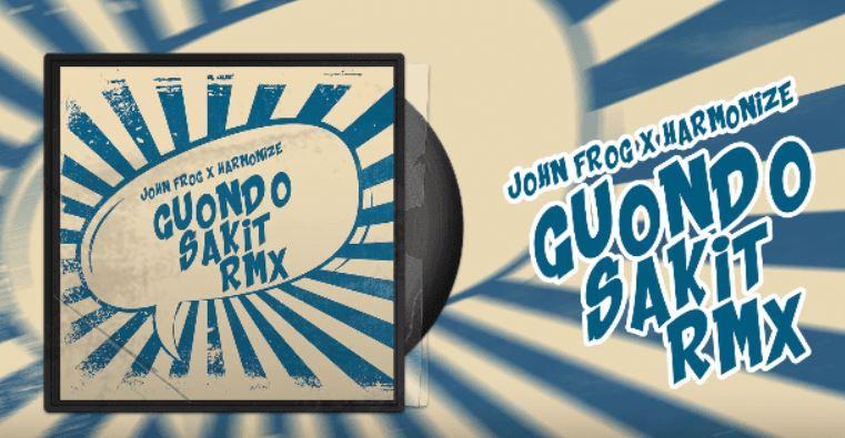 Photo of New AUDIO: John Frog X Harmonize – Guondo sakit Remix | Download Mp3
