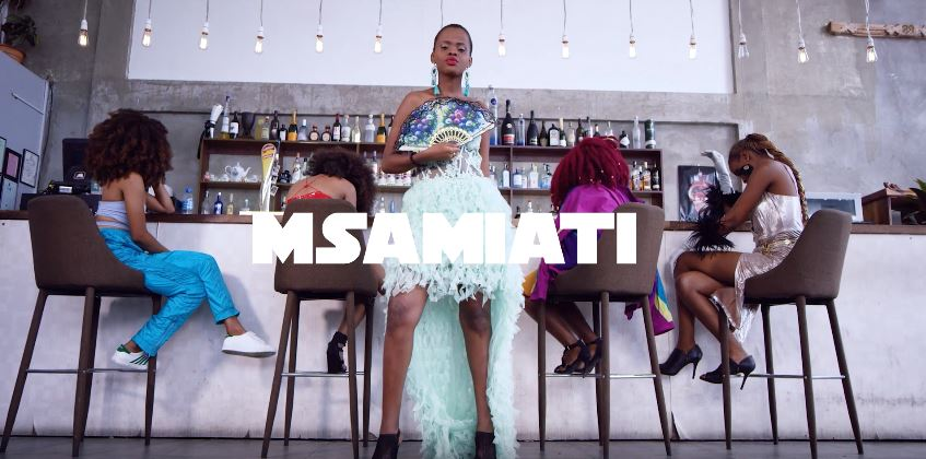 Photo of New VIDEO: Msamiati ft. Ben Pol – Macho Kodo