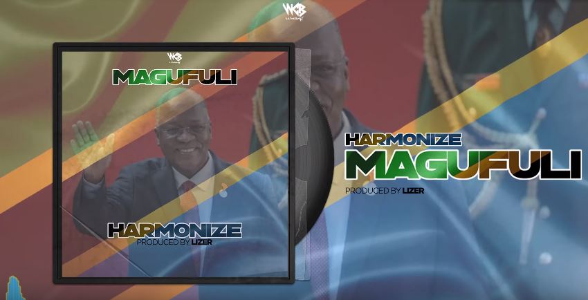 Photo of New AUDIO: Harmonize – Magufuli | Download