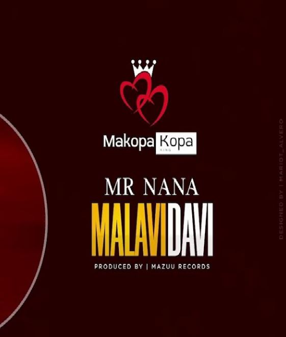 Photo of New AUDIO: Mr Nana – Malavidavi | Download Mp3