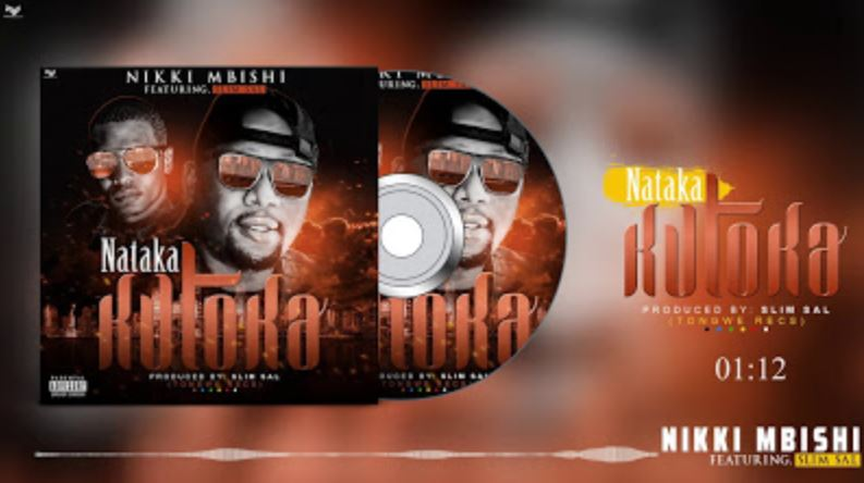 Photo of New AUDIO: Nikki Mbishi Ft. Slim Sal – Nataka Kutoka | Download Mp3