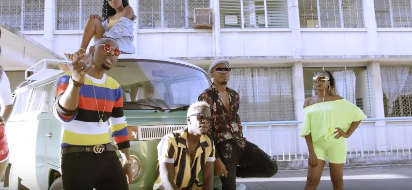 Photo of New VIDEO: Willy Paul X Alikiba X Ommy Dimpoz – Nishikilie