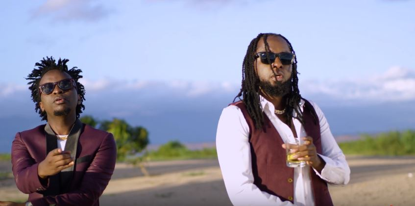 Photo of New VIDEO: Otuck William Ft. Joh Makini – Push It