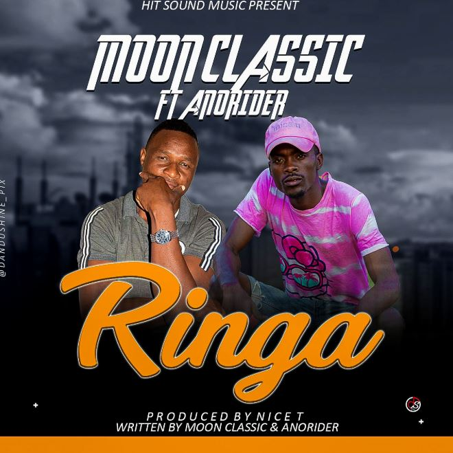 Photo of New AUDIO: Moon Classic ft Anorider – Ringa |Download