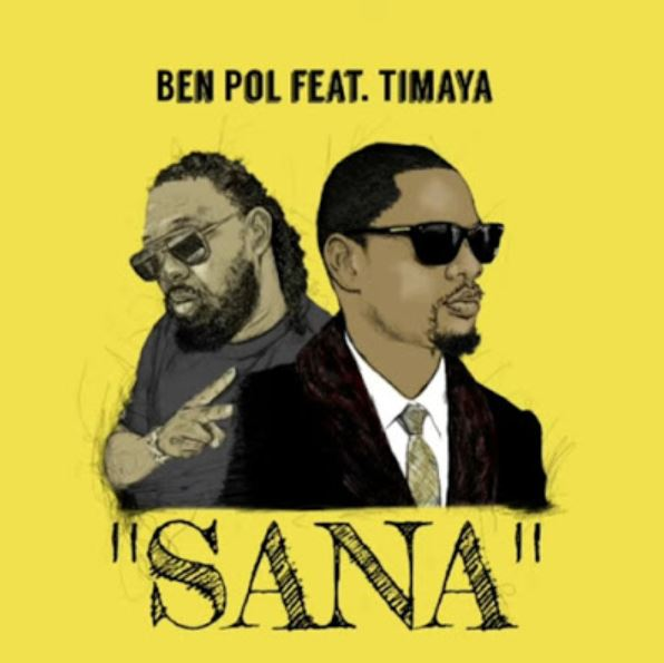 Photo of New AUDIO: Ben Pol Ft. Timaya – Sana | Download