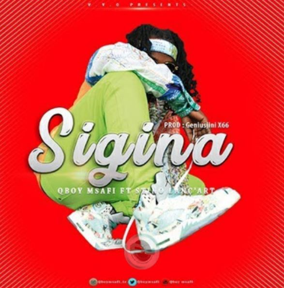 Photo of New AUDIO: Qboy Msafi Ft. Stino – Sigina | Download