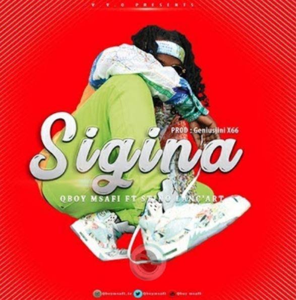 Photo of New AUDIO: Qboy Msafi Ft. Stino – Sigina | Download