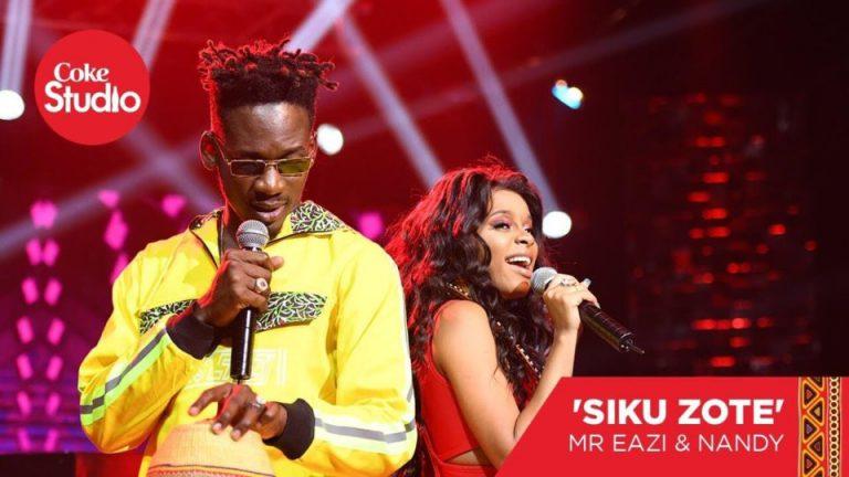 Photo of New AUDIO: Mr Eazi & Nandy – Siku Zote | Download