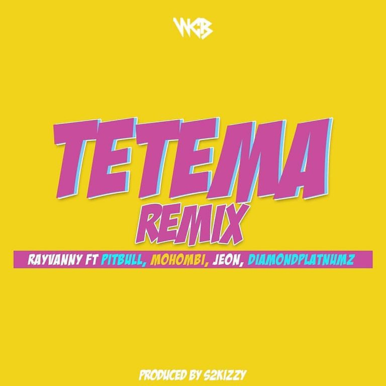 Photo of New AUDIO: Rayvanny ft Pitbull, Mohombi, Jeon & Diamond Platnumz – Tetema Remix | Download Mp3
