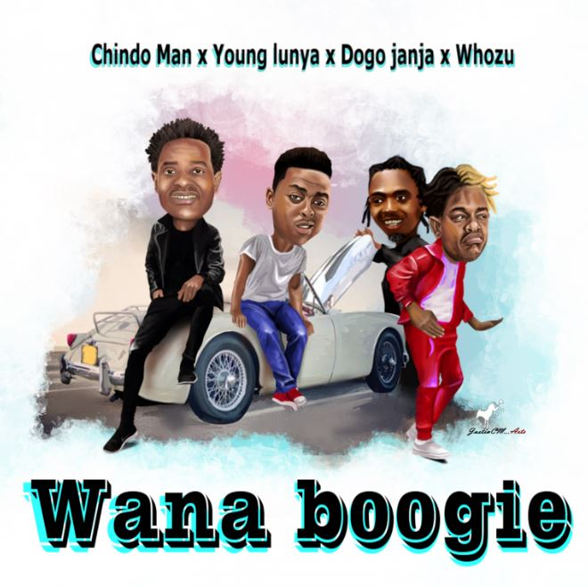 Photo of New AUDIO: Chindo Man Ft. Dogo Janja, Whozu & Young Lunya – WANA BOOGIE | Download Mp3