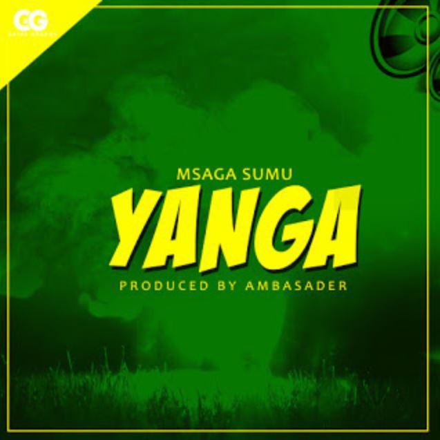Photo of New AUDIO: MSAGA SUMU – YANGA | Download