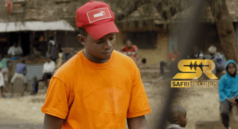 Photo of New VIDEO: David Wonder – Zunguka