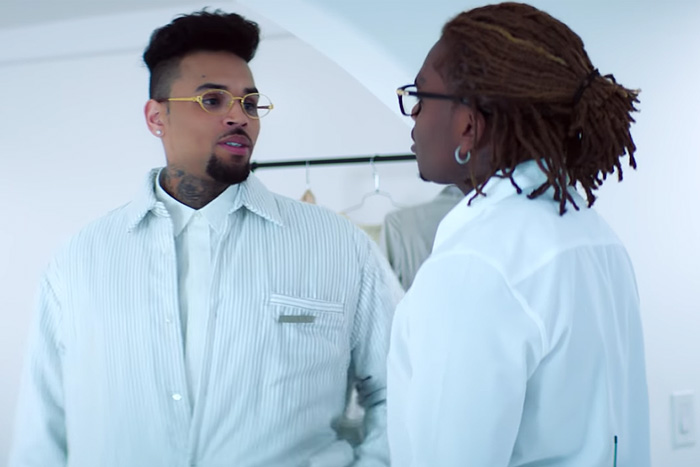Photo of New VIDEO: Chris Brown ft. Gunna – Heat