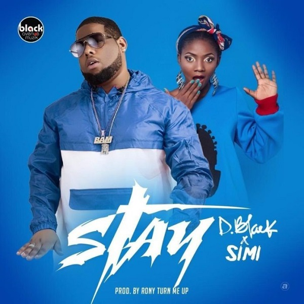 Photo of New AUDIO: D-Black ft. Simi – Stay