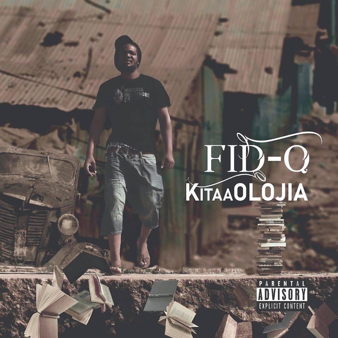 Photo of FULL ALBUM: Fid Q – Kitaaolojia | Stream