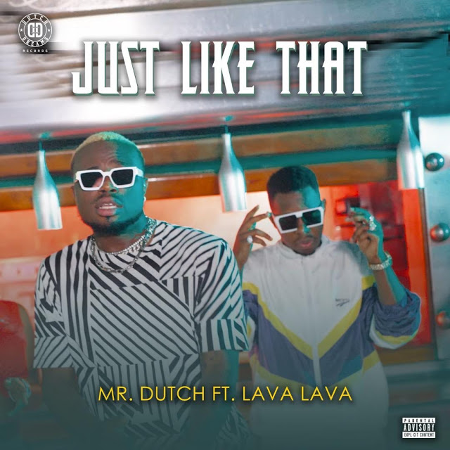 Photo of New AUDIO: Mr. Dutch ft. Lava Lava – Just like that | Download Mp3