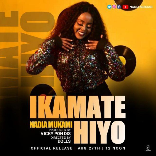 Photo of New AUDIO: Nadia Mukami – Ikamate Hiyo | Download Mp3